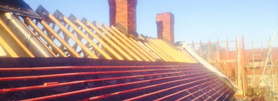 Loughton Roofing Contractors Commercial Roofing 1