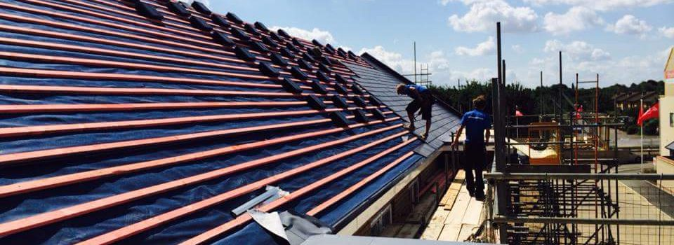 Loughton Roofing Contractors Commercial Roofing 26